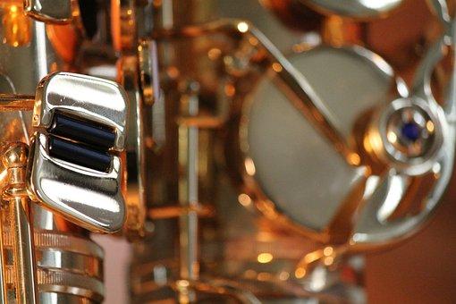 Saxophone, Music, Instrument, Musician, Sound, Jazz