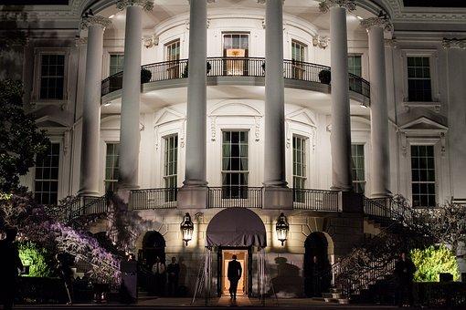 The White House, Washington D C, Landmark, Historic