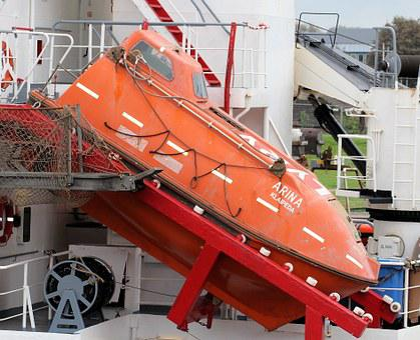 Lifeboat, Shipping, Ship, Distress, Emergency