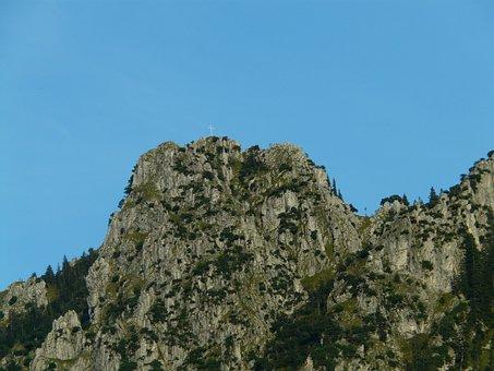 Mountain, Tine, Subsidiary Peaks, Hiking Mountain
