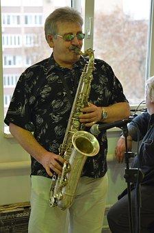 Music, Saxophone, Tool, Wind Instruments