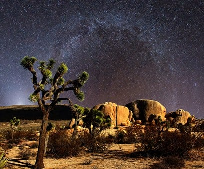Star, Sky, Milky Way, Night, Starry Sky, Night Sky