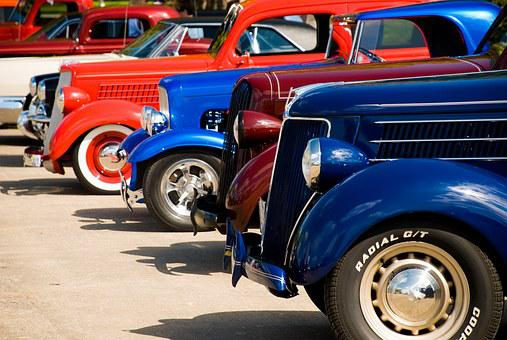 Car, Old, Old Cars, Vehicle, Vintage, Transportation