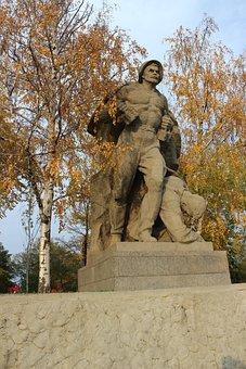 Paâtnik, Stalingrad Metro Station, Volgograd
