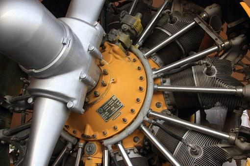 Turkey, Istanbul, Technical, Museum, Radial, Engine