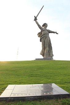 Paâtnik, Volgograd, Mother Motherland