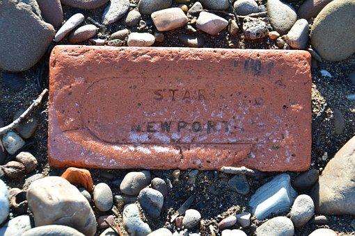 Brick, Worn, Wall, Grunge, Red, Brick Wall, Old, Aged