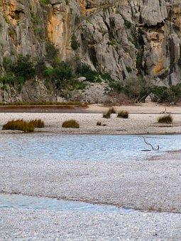 Torrent Pareis, Mallorca, Water, Rock, Bay