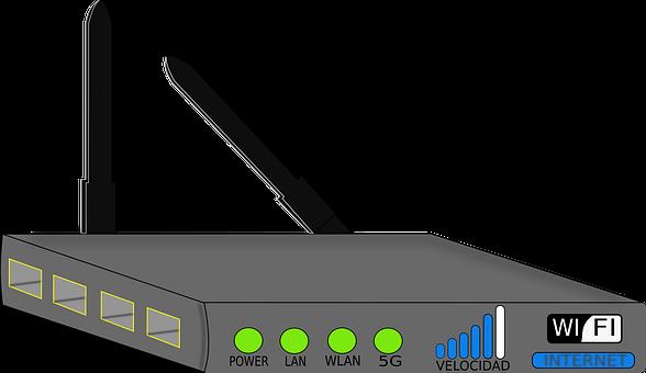 Router, Internet, Ethernet, Connection, Web, Server