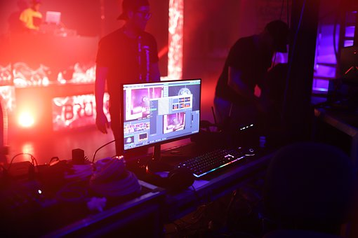 Concert, Streaming, Technician, Venue, Event, Music