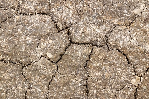 Dry, Ground, Condensed, Drought, Earth, Climate, Nature