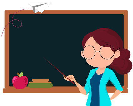 Teacher, Apple, Class, Student, Education, Board