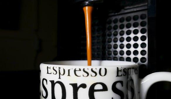 Espresso, Coffee, Caffeine, Drink, Beverages, Break