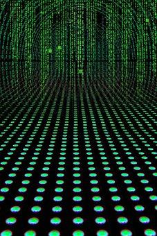 Matrix, Backdrop, Texture, Computer, Stage, Digital