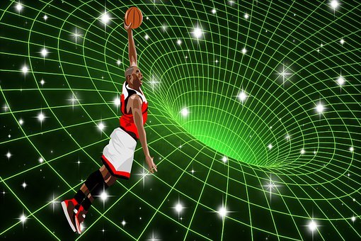 Basketball, Player, Score, Athletic, Sports, Game
