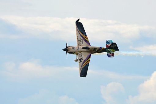 Aircraft, Flight, Aerobatic Flights, World Champion