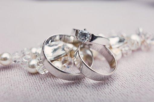 Diamond, Rings, Jewelry, Fashion, Model, Marriage