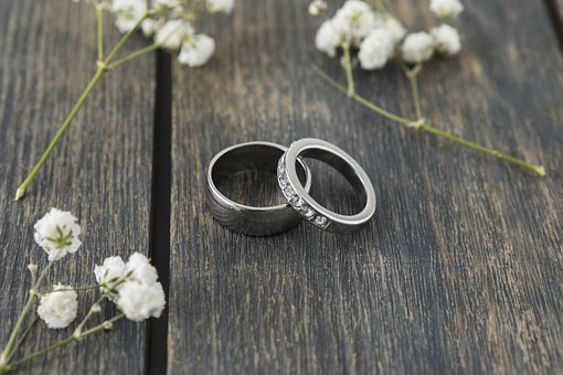 Rings, Wedding Ring, Engagement, Wedding, Marriage