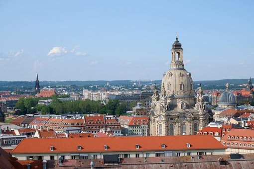 Building, Tower, Dome, Roofs, City, Historic Center