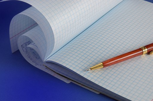 Pen, Notebook, Business, Paper, Note, Writing, Office