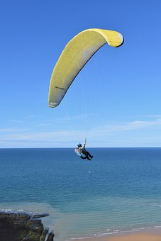 Paragliding, Paraglider, Paraglider Wing, Aircraft