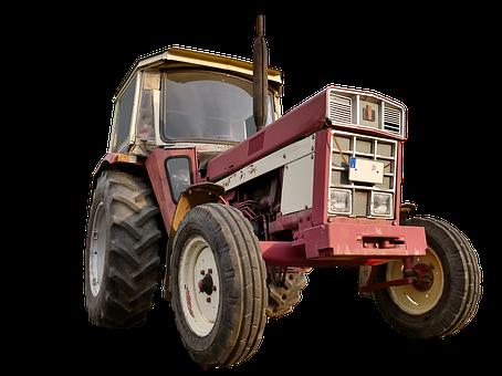 International Harvester, Tractor, Ihc Mccormick 433