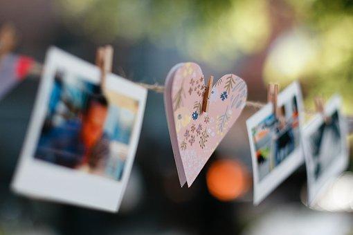 Wedding, Heart, Romance, Valentine's Day, Love