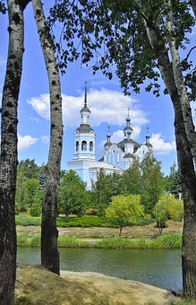 Church, Cathedral, Building, Architecture, Religion