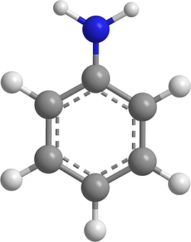 Aniline, Quimcia Organic, Molecula, Bencenoamina