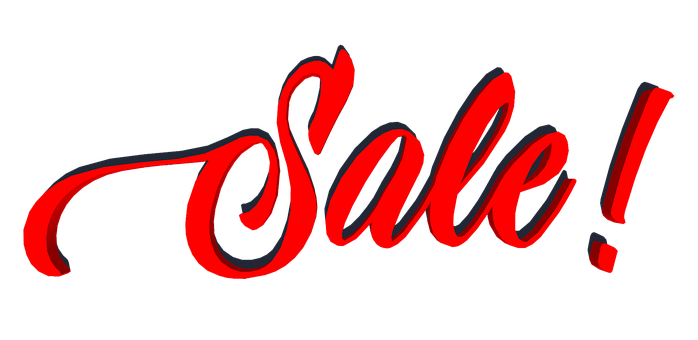 Sale, Discount, Sign, Tag, Deal, Banner, Icon, Label
