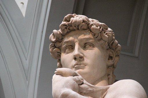 Sculpture, Statue, Marble, Renaissance, Culture, David