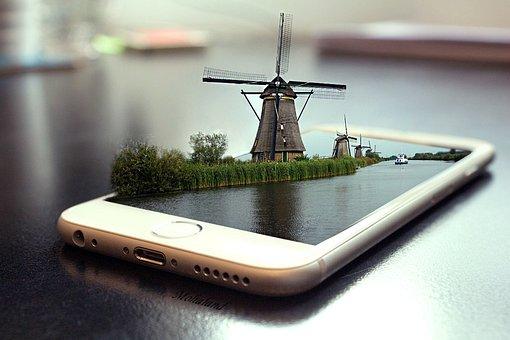 Windmill, Dutch, Arts
