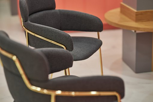 Chair, Armchair, Furniture, Sit, Home, Office, Decor