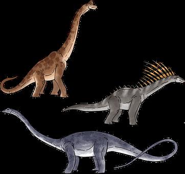 Dinosaurs, Reptiles, Sauropods, Brachiosaurus