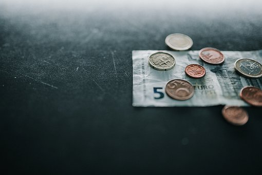 Euro, Bank, Coin, Finance, Economy, Pay, Profit