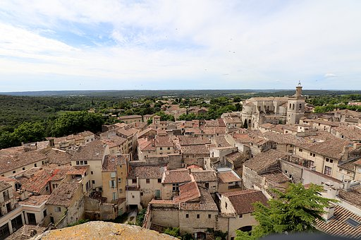 France, Provence, Uzès, Gard, Village, Heritage, Beauty