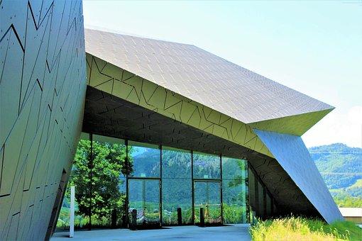 Building, Window, Glass, Facade, Architecture, Modern