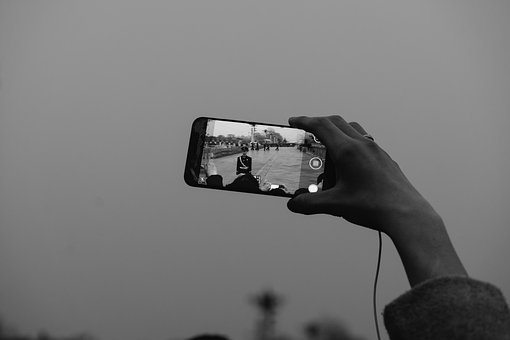 Phone, Cellphone, Recording, Record, Soldier, Camera