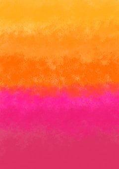Background, Orange, Red, Pink, Painted, Yellows
