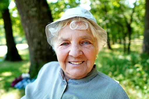 Woman, Senior, Elder, Elderly, Grandmother, Grandma