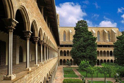Monastery, Architecture, Stone, Religious, Old
