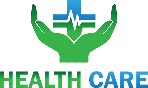 Hands, Cross, Medical, Medical Care, Health, Care, Logo