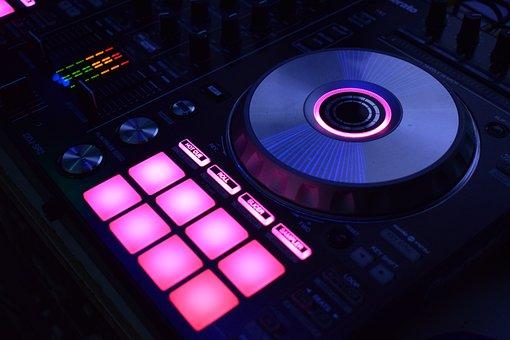 Pioneer, Dj, Sr2, Music, Neon Lights, Emaro Dj