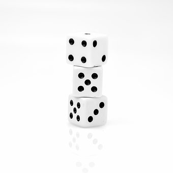 Dice, Game, Bet, Chance, Dots, Numbers, Entertainment