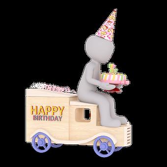 Birthday, Birthday Train, Celebrate, Happy Birthday