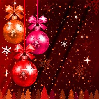 Christmas, Xmas, Winter, Decoration