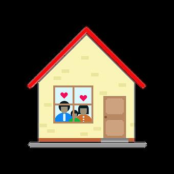 Home, Family, Residential, Life, Housing, Quarantine