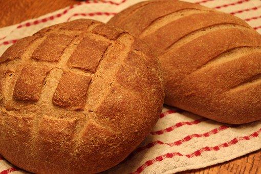 Bread, Bake, Bakery, Food, Recipe, Yeast, Loaf