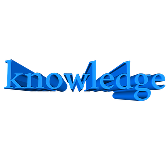 Font, 3d, Knowledge, Can, Learn, School, Education