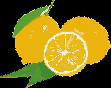 Lemon, Fruit, Leaves, Citric, Citrus, Citrus Fruit